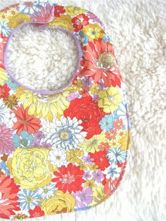 Baby Bib Pattern And Tutorial Diy Bibs Sewing Projects For