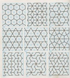 GP-B 016 Geometric Patterns & Borders. Pattern in Islamic Art - GP-B 016. Prev | Up | Next