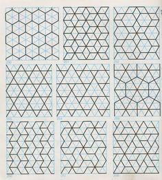 GP-B 016 Geometric Patterns & Borders. Pattern in Islamic Art - GP-B 016. Prev | Up | Next