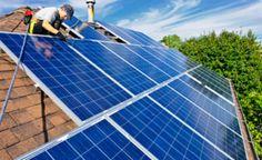 O governo federal prepara medidas para a indústria solar nacional