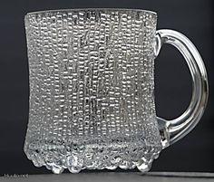 Ultima Thule -Tapio Wirkkala Marimekko, Glass Collection, Ceramic Artists, Art Object, Antique Art, Scandinavian Design, Amazing Art, Glass Art, Interior Decorating
