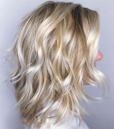 60 Most Universal Modern Shag Haircut Solutions - Delicate Light Blonde Shag # 2019 - White Blonde Highlights, Brown Blonde Hair, Light Blonde, Platinum Highlights, Blonde Hair Over 50, Blonde Layers, Chunky Highlights, Color Highlights, Blonde Lob Hair