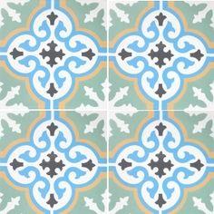 Encaustic Tiles Sahara 453