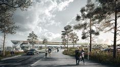 Køge North Station, COBE - BETA