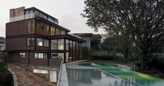 Modern Dream Home Built for Social Gatherings: AM Residence in Sao Paulo, Brazil