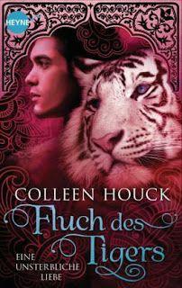 Lesendes Katzenpersonal: [Rezension] Colleen Houck - Eine unsterbliche Lieb...