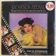 Rosenda Bernal: La Nueva Ley de la Cancion Ranchera Spanish LP SEALED | eBay