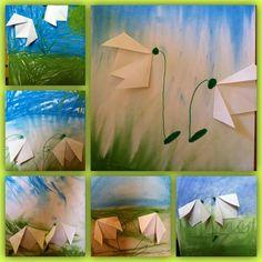 Sněženky Crafts, Painting, Art, Art Background, Manualidades, Painting Art, Kunst, Paintings, Handmade Crafts