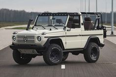 From starting as a military project in the '70s to its current status as a luxury icon, the Mercedes-Benz G-Class has aced every role its... Mercedes Benz Clase G, Mercedes Benz G Class, Security Cameras For Home, Motor Company, Home Security Systems, Water Crafts, Tactical Gear, Motor Car, Military