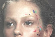 Got to have the festival face paint! Beauty Makeup, Eye Makeup, Hair Makeup, Hair Beauty, Festival Makeup, Festival Fashion, Festival Style, Soft Grunge, Rock In Rio 2015