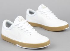 Nike SB Koston One - White & Gum