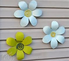 Image result for tin can flowers