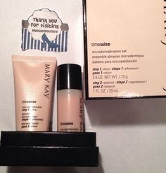 MARY KAY TIMEWISE MICRODERMABRASION Set #MaryKay