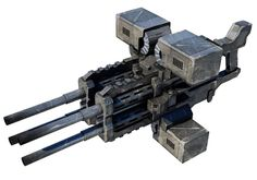 Right Arm Mech Weapon from Armored Core V