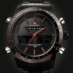 Limited Edition Men's Luxury Sports Watch Grab your limited edition sports watch now before our supplies run out! This watch is super durable and looks awesome on any wrist. Wear this out while runnin