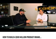 Wouldn't you love to know what it takes to actually create a one hundred million dollar brand from scratch? Make Money Online, How To Make Money, Motivational Videos For Success, Feeling Sorry For Yourself, What It Takes, Boys Pants, Look In The Mirror, How To Stay Motivated, Big Boys