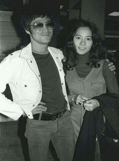 Bruce Lee , Nora Miao (1972)