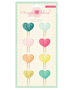 sequin Paperclips maggie holmes flea market by crate paper