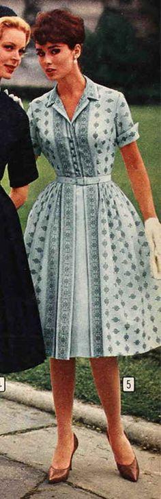 1962 Fashion...want to have your waist back... do a wrap!  www.Bodywrapscolorado.com