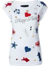 Philipp Plein - 'Sweet Sailor' T-shirt