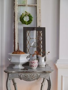Chateau Chic: It's All About Layering and Stacking
