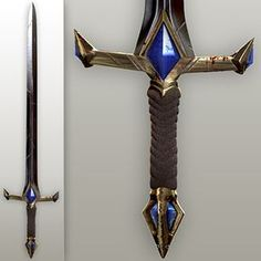 I think this sword is awesome