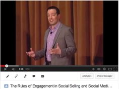 The Rules of Engagement for Social Selling and Marketing