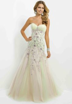 Designer A-line Sweetheart Court 2014 New Style Prom Dress at Storedress.com
