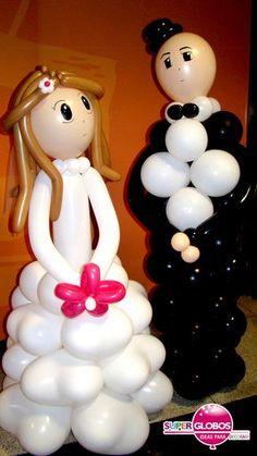 globos de novio - Buscar con Google