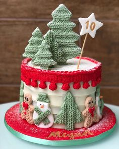 Lego Cake, Fondant, Desserts, Christmas, Instagram, Cake, Xmas, Tailgate Desserts, Deserts