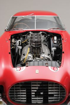 SPEED: 1953 Ferrari 340/375 MM Berlinetta 'Competizione'...