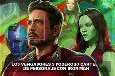 los vengadores 3 poderoso cartel de personaje con iron man - Categoria: Noticias de Cine  La pelAcula Los Vengadores 3 sigue presentando interesantes novedades. Ahora con un poderoso cartel de personaje contando con Spiderman, con su trajearmadura de Iron Spider, como eje principal del mismo. Interpretado por el actor Robert Downey Jr. Llega un nuevo cartel de la pelAcula Los Vengadores 3 contando con uno de los protagonistas de la saga, Iron Man.