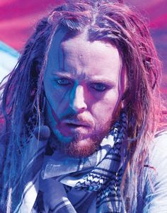 Tim Minchin in Jesus Christ Superstar at the O2 Arena in 2012.
