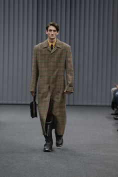 Fall Winter 17 Menswear collection | Look 7