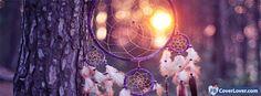 Dreamcatcher Purple - cover photos for Facebook - Facebook cover photos - Facebook cover photo - cool images for Facebook profile - Facebook Covers - FBcoverlover.com/maker