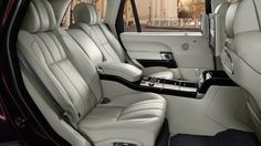 2015 Range Rover Autobiography Long Wheelbase