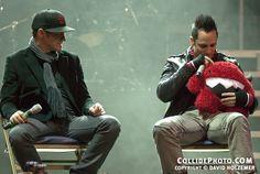 Photos: TobyMac & Skillet's John Cooper, 2010   collidephoto.com