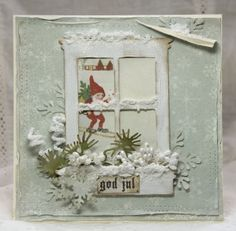 From Anne Kristine Skovborg Holt in Norway. Anne's paper fun Wild Orchid Challenge