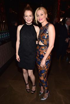 Julianne Moore and Elizabeth Banks at CinemaCon 2015 - The CinemaCon Big Screen Achievement Awards Brought To You By The Coca-Cola Company - Inside