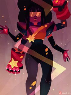 Garnet by hyamei on DeviantArt