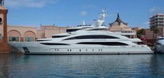 Diamonds Are Forever Yacht    ...♡♥♡♥Love it!
