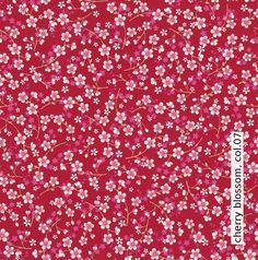 Tapete: cherry blossom, col.07 - TapetenAgentur