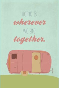 A MUST!!! BUY Art piece for our RV Trailer |via trailer home by BusyNothings on Etsy