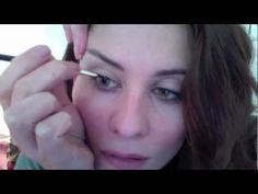 3 different ways to apply eyeliner with gel intanza by l'Oréal and Simply Liners by Mily