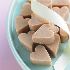 scottish tablet heart wedding favour by phil rao studio two | notonthehighstreet.com