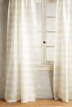Averill Striped Curtain