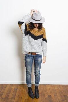 16 Outfits coquetones para verte linda en invierno