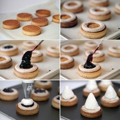 Mont Blanc • Cassis | natalie eng | patisserie • food photography