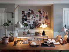 artsy #desk (via The Residency – The Apartment)