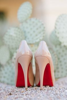 Blush pink Louboutins for the bride Bridal Shoes, Wedding Shoes, Gold Wedding, Wedding Bells, Dream Wedding, Wedding Dress, Red Bottom Shoes, Blush Pink Weddings, Heels
